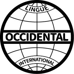 Occidental old style logo